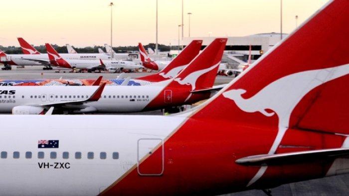 Kasus Covid-19 Melonjak, Australia Gandeng Qantas Airlines untuk Evakuasi Warganya dari RI