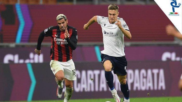 Mengenal Pemain Muda Incaran AC Milan Milik Bologna, Rekan Senegara Ibrahimovic yang Serba Bisa